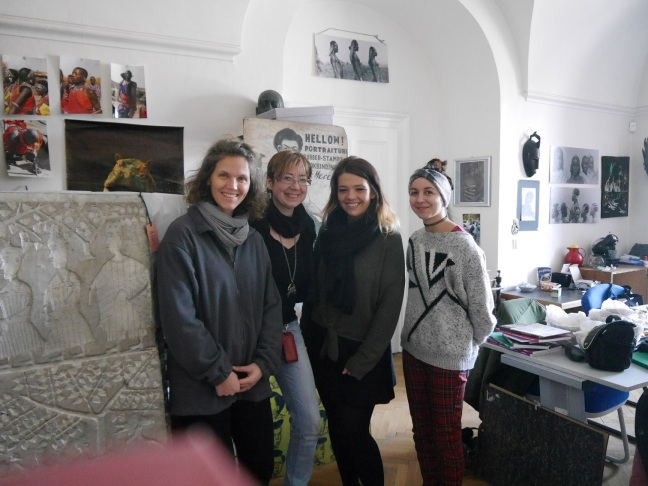 (c) Katharina Greven, Collection Research in Náprstek Museum Collection, Katharina Greven, Jana Jiroušková, Lena Naumann, Siegrun Salmanian
